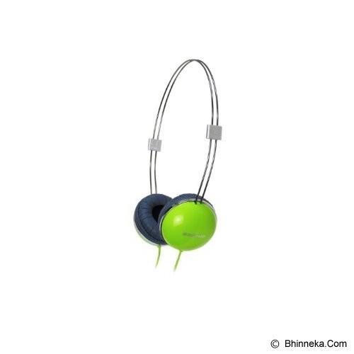 ZUMREED Airily [ZHP-013] - Green - Headphone Portable